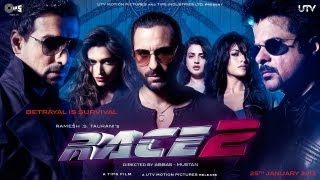 Race 2 - Official Trailer