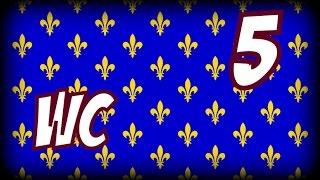 Франция, трудности с Завоеванием Мира  Europa Universalis #5