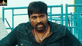 Sindhubaadh Movie Vijay Setupathi Action Scene | 2019 Latest Movie Scenes | Sri Balaji Video - SRIBALAJIMOVIES