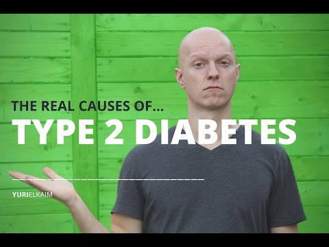 Type 2 Diabetes Explained (Easy to Understand)