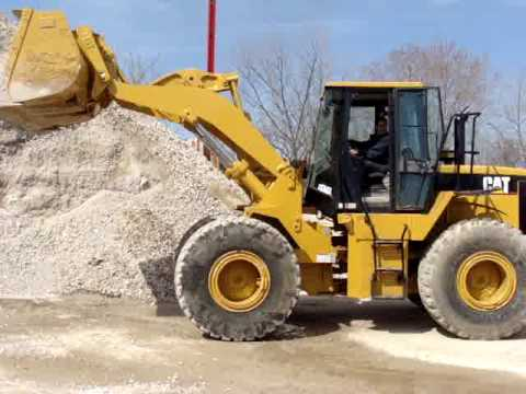 2001 CAT 950G LOADER - Item 476