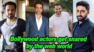 Bollywood actors get snared by the web world - BOLLYWOODCOUNTRY