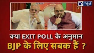Assembly Election 2018: क्या Exit Poll Result का अनुमान PM Narendra Modi और Amit Shah के लिए सबक है? - ITVNEWSINDIA