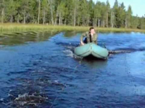 рыбалка на семиозерье в архангельске
