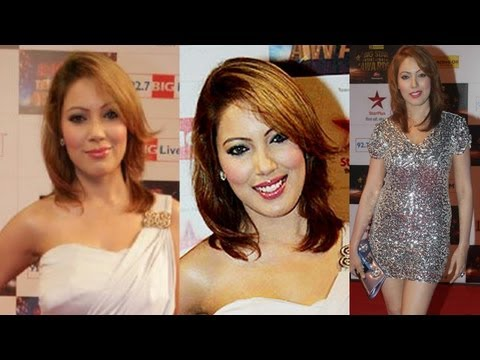 BUSTY Munmun Dutta (Babitaji) @ Big Star Entertainment Awards