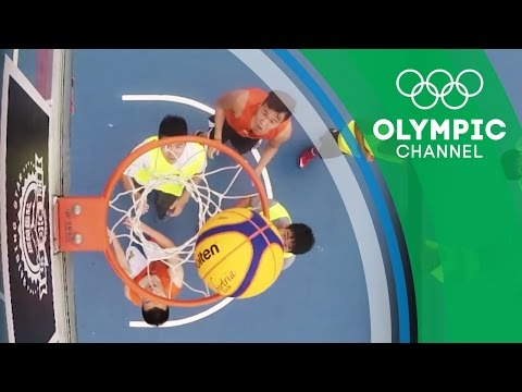 Beyond Streetball: 3x3 enters Nanjing 2014 Youth Olympic Games   Coming of Age