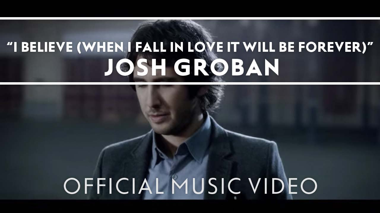 Josh Groban's latest video