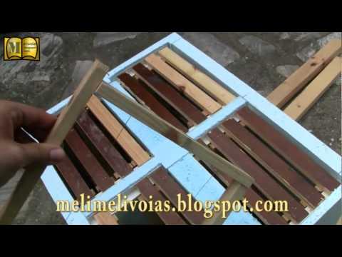Μελισσοκομiα: Κυψελίδια Σύζευξης