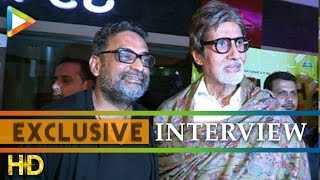 """R Balki Has A Fetish For Toilets & Bathrooms"": Amitabh Bachchan - HUNGAMA"