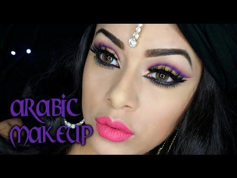 Maquillaje Arabe - Arabic Makeup