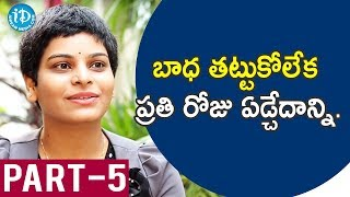 Costume Designer Niharika Reddy Interview - Part #5 || Frankly With TNR - IDREAMMOVIES