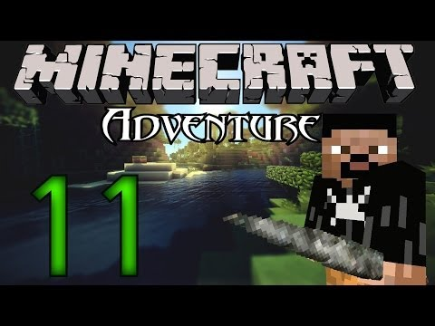 Let's Play Minecraft 2013 HD Adventure - Part 11 - The Quest
