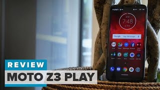 Moto Z3 Play review - CNETTV