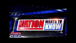 Will Rahul Gandhi Counter #MuslimDhariCharge? | Nation Wants To Know - TIMESNOWONLINE
