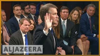 🇺🇸 Kavanaugh accuser Ford 'willing to testify' if certain terms met l Al Jazeera English - ALJAZEERAENGLISH