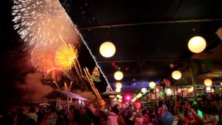 Cabo San Lucas, Los Cabos Mexico - Mango Deck Restaurant - New Year's Eve Party 2013