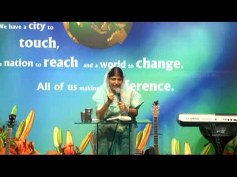 ஆராதனை அறிவுக்கு உரியது - Pastor Pramila Jeyaraj