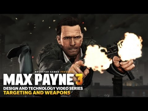 Max Payne 3 Design and Technology Series