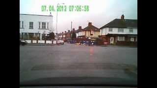 overpool rd red light jumper.AVI Ellesmere port view on youtube.com tube online.