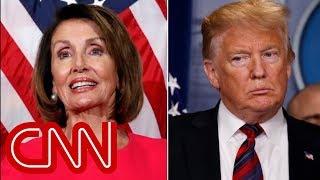Nancy Pelosi pulls power move on Trump - CNN