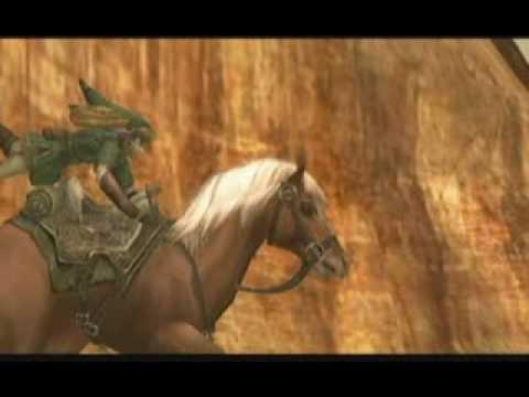 Epona Returns! LoZ Twilight Princess (Wii)
