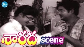 Sarada Movie Scenes - Shobhan Babu Promises To Help Sharada    Rao Gopal Rao    K Viswanath - IDREAMMOVIES