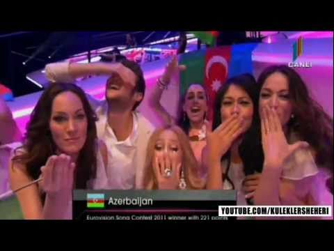 WINNER EUROVISION 2011 - AZERBAIJAN - FINAL