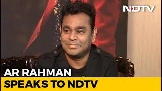 AR Rahman - 'Dil Se'! - NDTV