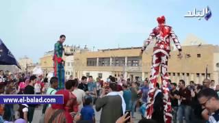 بالفيديو ..المسيري يحضر عرضاً عسكريا للجيش الأندونيسي بمحيط قلعة قيتباي