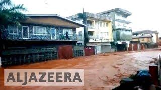 Hundreds feared dead in Sierra Leone mudslide - ALJAZEERAENGLISH
