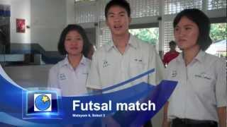 My School - Futsal Match