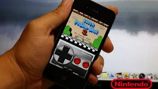 How To Install Nintendo Emulator On iOS 5.1.1 For iPhone, iPod Touch And iPad - Cydia Hack FREE ROMS view on youtube.com tube online.