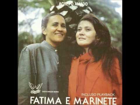 Fatima e Marinete - Pedradas