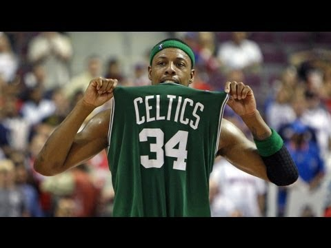 Video: Paul Pierce - Green Warrior