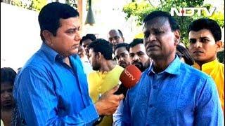 बीजेपी को गूंगे-बहरे दलित चाहिए, न कि दलित नेता : उदित राज - NDTVINDIA