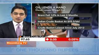 In Business- Expect Policy Based Decision On Diesel Deregulation: BPCL - BLOOMBERGUTV