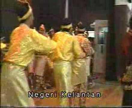 Pertandingan Dikir  Anti Dadah 2003- Negeri Kelantan Part 1