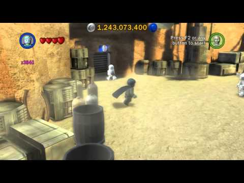 Let s Play Lego Star Wars The Complete Saga End Game