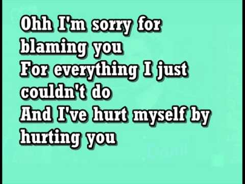 Christina Aguilera Hurt lyrics