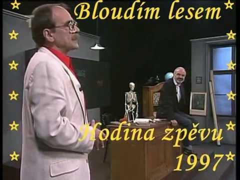 J. Uhlíř / Z. Svěrák Hodina zpěvu - Bloudím lesem