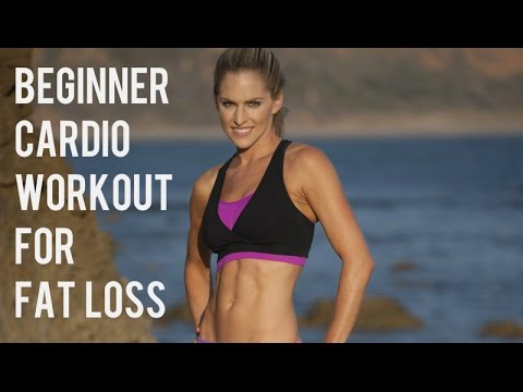 10 Minute Beginner Low Impact Cardio Workout For Fat Loss