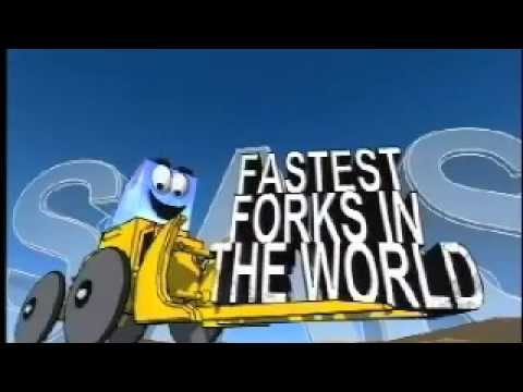 Fastest Fork In The World