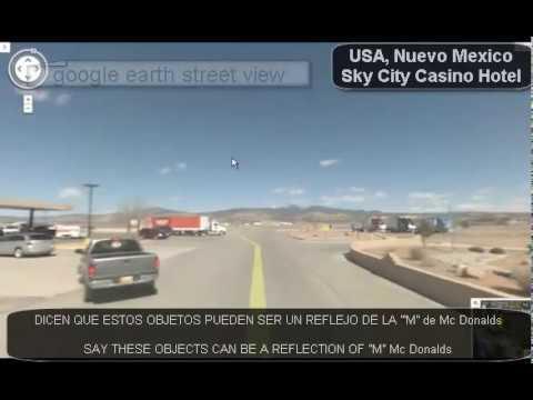 UFOS-OVNIS GOOGLE EARTH - BING MAPS 2012 LA VERDAD/THE TRUTH