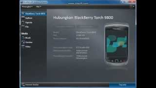 Cara Instal / Upgrade BLACKBERRY OS