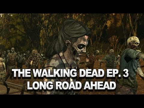 *Exclusive* The Walking Dead Episode 3: Long Road Ahead Trailer