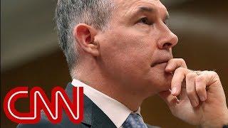 EPA blocks CNN and AP journalists from Pruitt speech - CNN