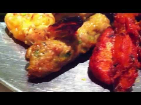 TMT Tandoori Platter -  The Mango Tree Indian Coastal Restaurant at I12 Katong