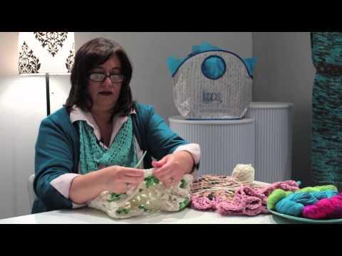Chunky Crochet Edging : Crocheted Items