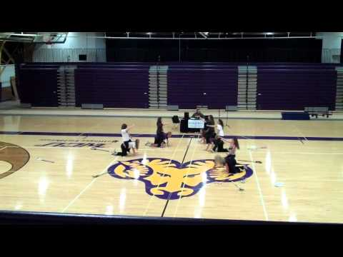 2014 Athlete Talent Show- Women's Lacrosse
