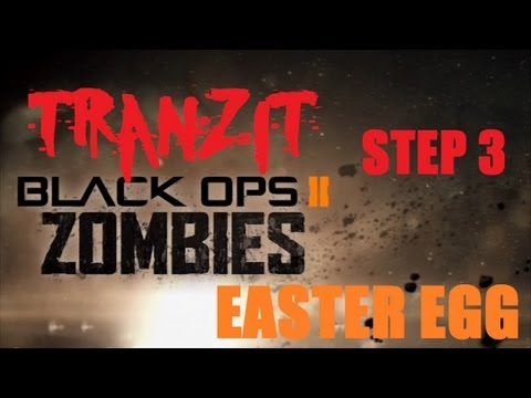 Tranzit Easter Egg/Breakdown Step 3: Completing the Bus Upgrades [Black Ops 2 Zombies]